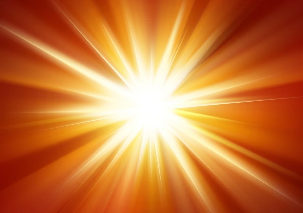Картинки анимация солнца с лучами