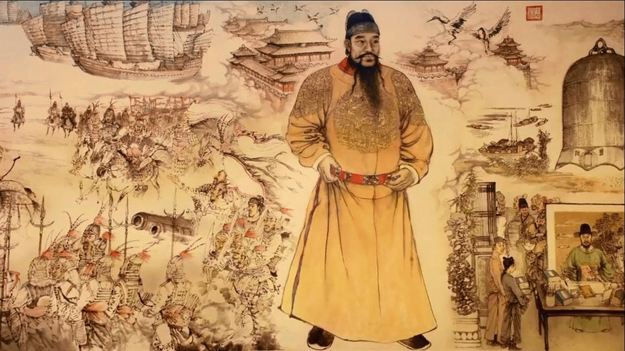 mongol era in china rule of Think a nomadic group in the 13th century could never rise up under the rule of one man and mongol bow kurultai today=end of an era.