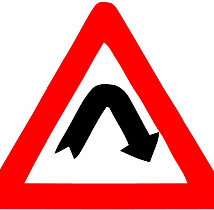 Дорожные знаки извилистая дорога картинки